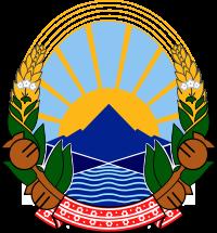 马其顿国徽
