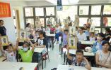 瓯江口团工委组织开展青少年暑期公益夏令营活动