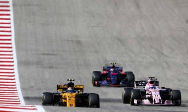 Deep in heart of Texas is heart of F1 in US