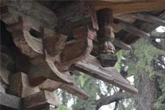 古代建筑千年岿然不动!而且不用一根钉子!网友:佩服祖先的智慧