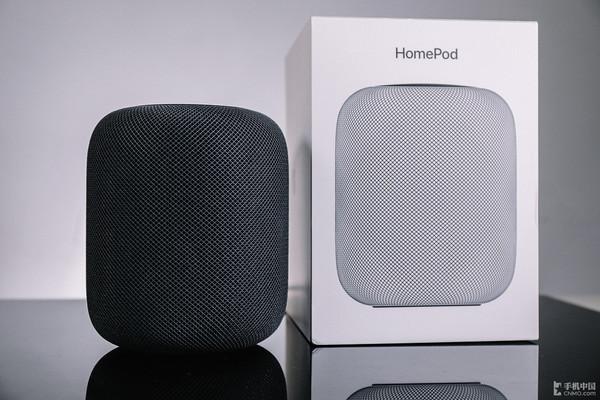 苹果新专利公布 HomePod或将支持手势以及面部识别