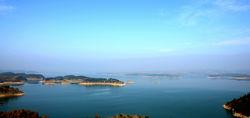 南水北调中线水源地——丹江口水库