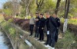 嘉兴科技城(大桥镇)现场办公 高效解决污水零直排问题