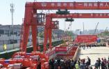 杭富城际铁路开始铺轨 预计今年底具备开通条件