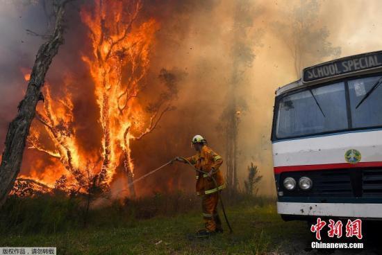 如何解决山火威胁?澳首个防山火节能建筑出炉