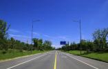 """平湖新仓继续推进""""四好农村公路""""建设 逐步铺垫美丽城镇建设之道"""