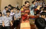宁波艺术团走进韩国高中 中国传统文化赢得喝彩无数