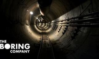 """那家想在地下传送你的""""无聊公司"""",马斯克说它的第一条隧道就要通了"""