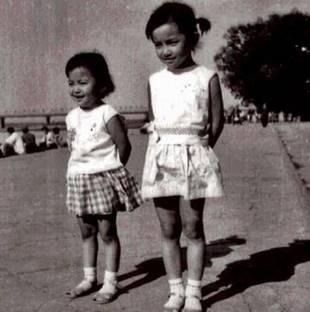 李冰冰与姐姐