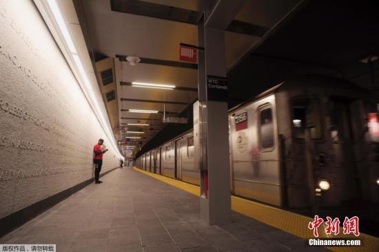 纽约拟用5年373亿美元改善地铁 增设残障者设施