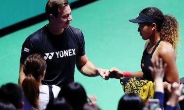 Osaka's coach, Bajin, wins 1st WTA Coach of the Year award