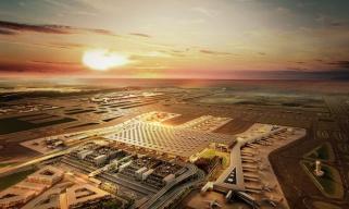未来的全球最大机场刚刚部分启用,看看它到底有多大