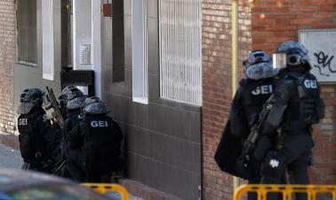 Police treating attempted assault in Catalonia as terrorist attack