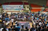 视频|全省大学生机器人大赛,宁波学子上场了