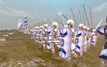 迦太基士兵的还原图