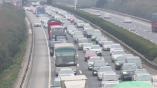 """错时错峰返程,避开拥堵路段,南京交警发布""""五一""""返程提醒"""