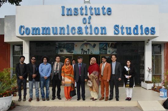 河北大学代表团访问巴基斯坦:促进中巴媒体教育文化交流