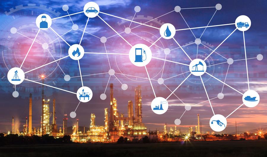 5G加速工业互联网释放数字经济增长潜能