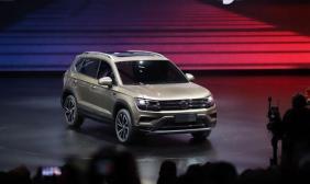 上汽大众全新紧凑型SUV英文定名Tharu 2018年内上市