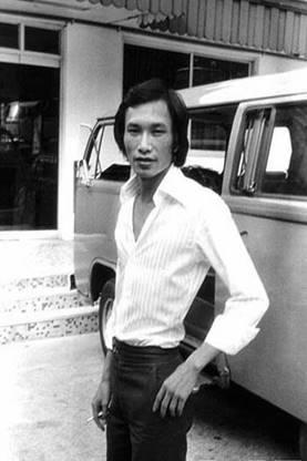 吴宇森年轻时