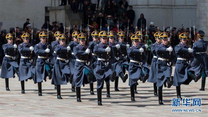 俄罗斯总统警卫团