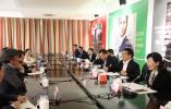 龙湾区委书记周一富带队开展新春走访企业活动