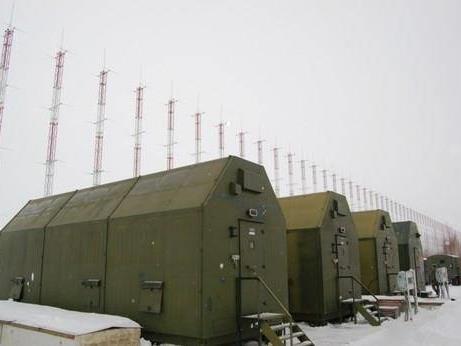 """俄军首座""""集装箱""""超视距雷达站正式进入战斗值班"""