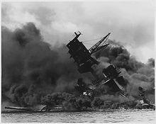 日本摧毁了珍珠港,却唤醒了美国复仇的心