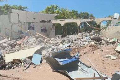"""索马里政府军和""""青年党""""武装发生激战9人死亡"""