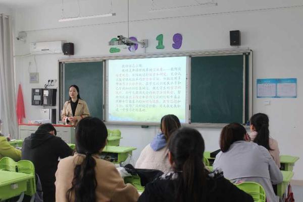 上街区新建小学名师到新郑市兴龙外国语小学进行送课交流活动