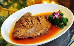红焖武昌鱼
