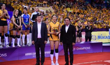 Vakifbank Istanbul wins FIVB Volleyball Women's Club World Championship