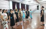 海宁许村开展旗袍走秀培训 弘扬传统文化 展示生活之美