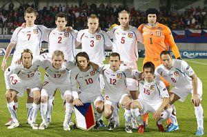 捷克国家男子足球队