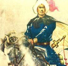 明末农民起义领袖李自成
