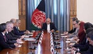 美代表向阿富汗总统加尼通报美国与塔利班协议草案