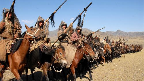 蒙古族军队剧照