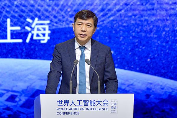 """李彦宏:""""新基建""""是人工智能的新起点 AI发展需经历三阶段"""