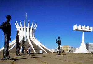 巴西利亚大教堂