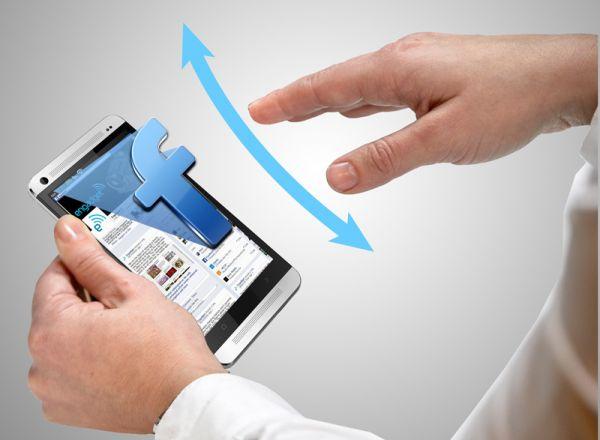 """智能手机未来长啥样?科学家:或许是""""无需触屏"""""""
