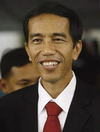 佐科·维多多:总统