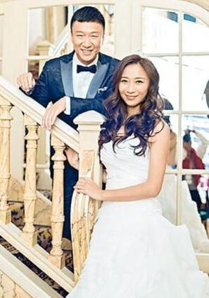 孙红雷和太太王骏迪