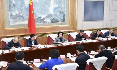 Chinese vice premier calls for centralized medicine procurement to cut prices