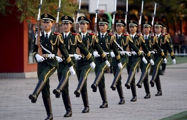 国旗护卫队