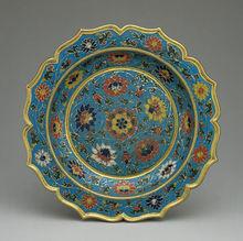 景泰蓝瓷器