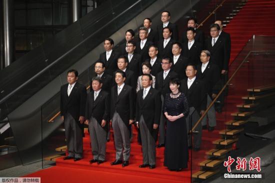 日本第200届临时国会开幕 安倍发表施政演说