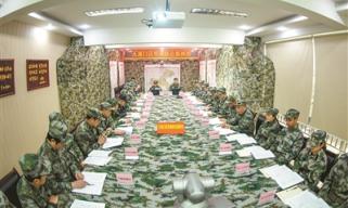 重庆市组织开展2018年度民兵应急力量军地联考联评