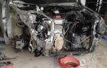两万多元修车费还没付,车主竟一脚油门溜了