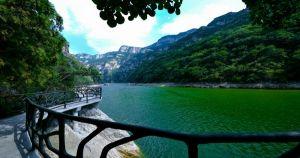 大泉湖游览区