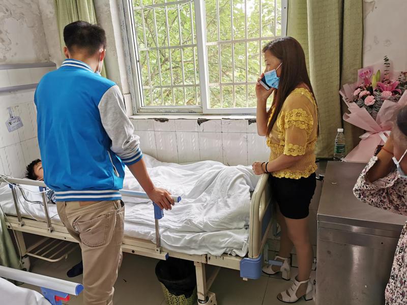 慰问出险学生推出服务举措 中国太保快速应对贵州公交坠湖事故